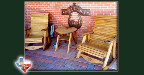 Call Sawdust & Splinters and become a dealer in high quality outdoor wood furniture today!